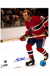 Montreal Canadiens Guy Lafleur 8x10 Autograph Photo