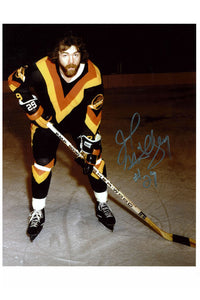 Vancouver Canucks Jack Macllhargey Autograph 8x10 Photo