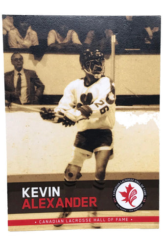 Canadian Lacrosse Hall of Fame Set 2