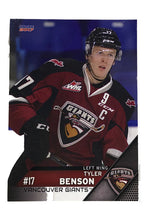 Load image into Gallery viewer, Vancouver Giants WHL 16/17 Team Card Set