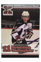 Load image into Gallery viewer, Vancouver Giants WHL 10/11 Team Card Set
