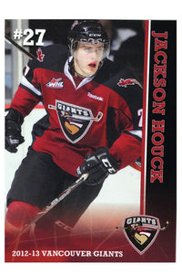 Vancouver Giants WHL 12/13 Team Card Set