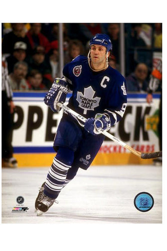 Doug Gilmour Autographed 8x10 - Mail Order
