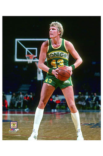 Jack Sikma Autographed 8x10 - Mail Order