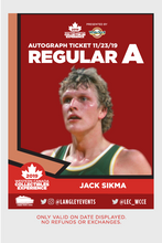 Load image into Gallery viewer, Jack Sikma Autographed 8x10 - Mail Order