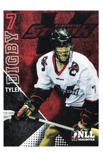 Load image into Gallery viewer, Vancouver Stealth NLL 2014 Team Card Set