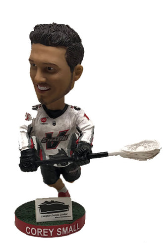 Vancouver Stealth NLL Corey Small Bobblehead