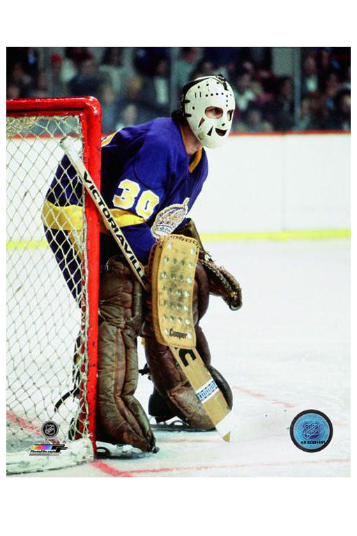 Rogie Vachon Autographed 8x10 - Mail Order