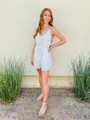 The Sawyer Romper