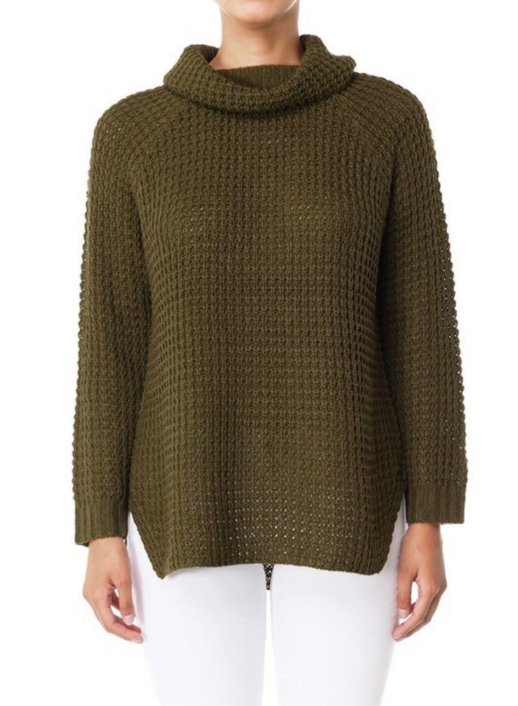 The Total Package Turtleneck