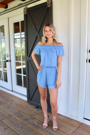 The Jersey Romper