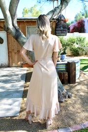 The Sarah Wrap Dress