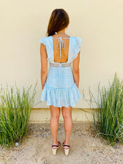 The Belle Boho Dress