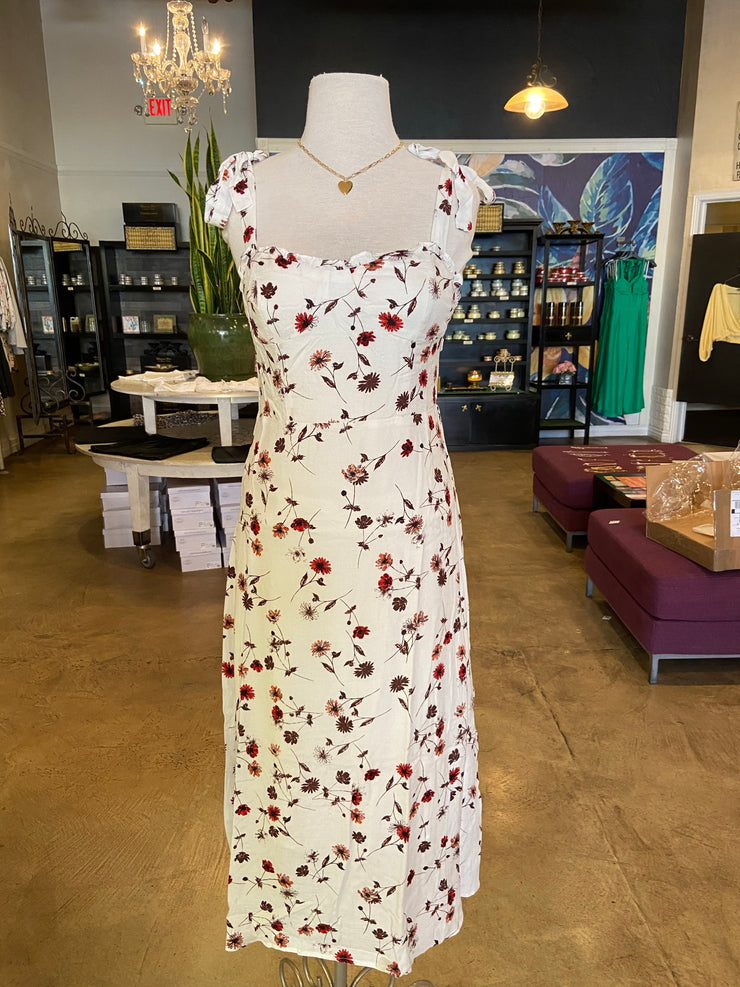 Lovely Lady Midi Dress