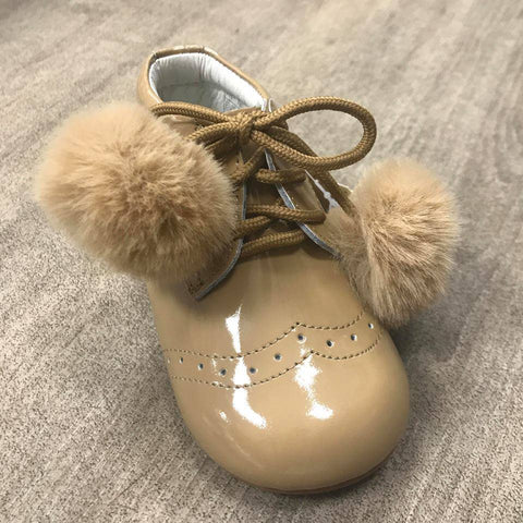 Couche Tot Bailey Camel Boot