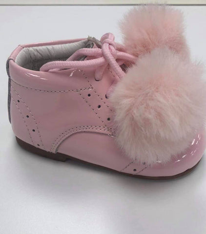 Couche Tot Bailey Pink Boot