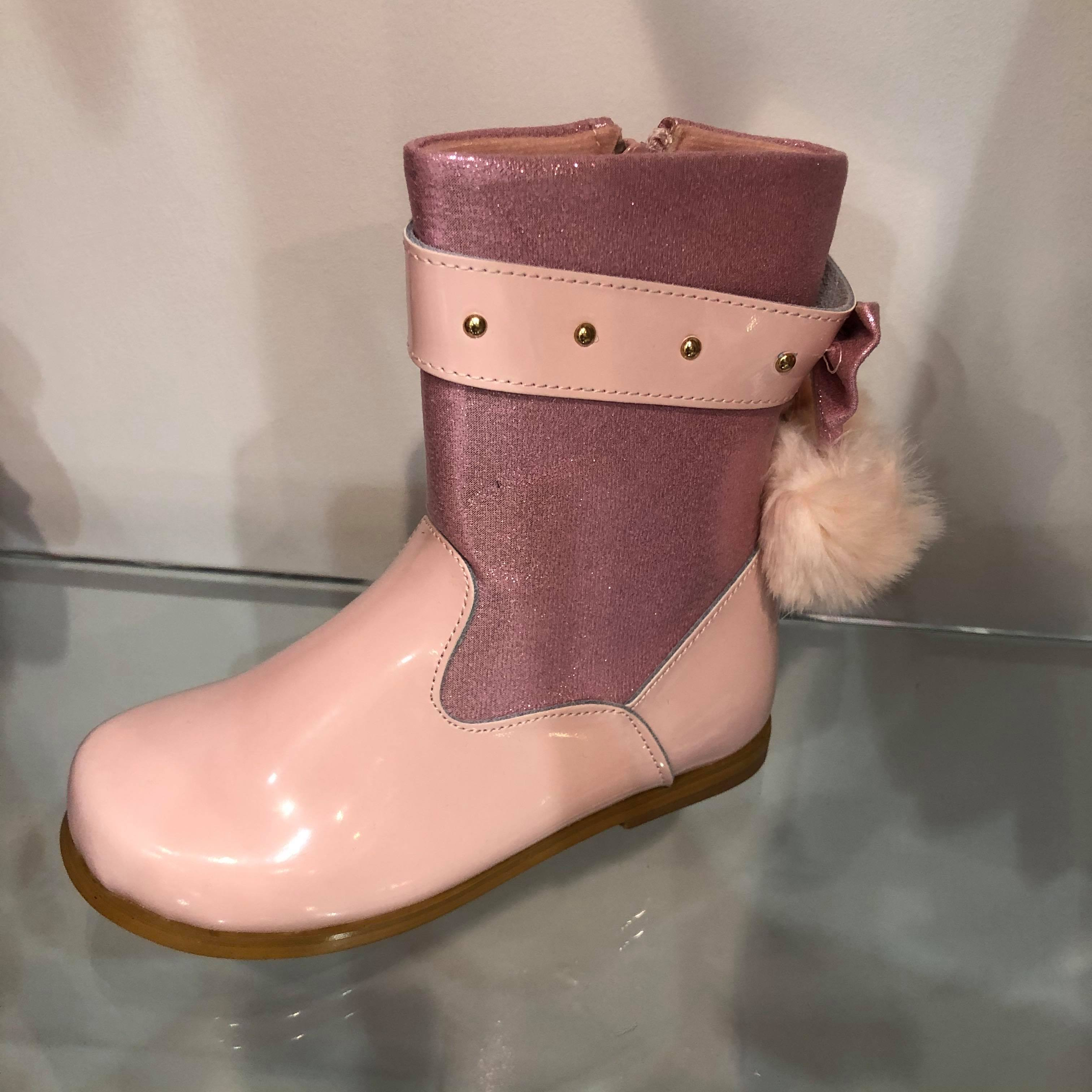 Molly Boot Pink