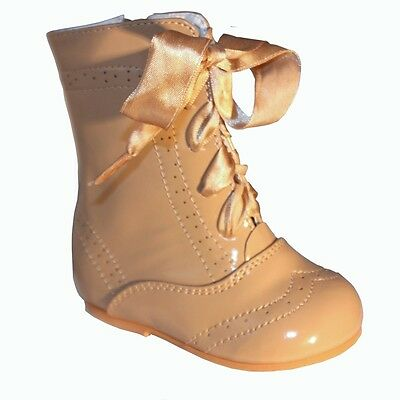 Camel Isabelle Boots