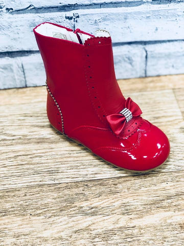 Red Hannah Boots