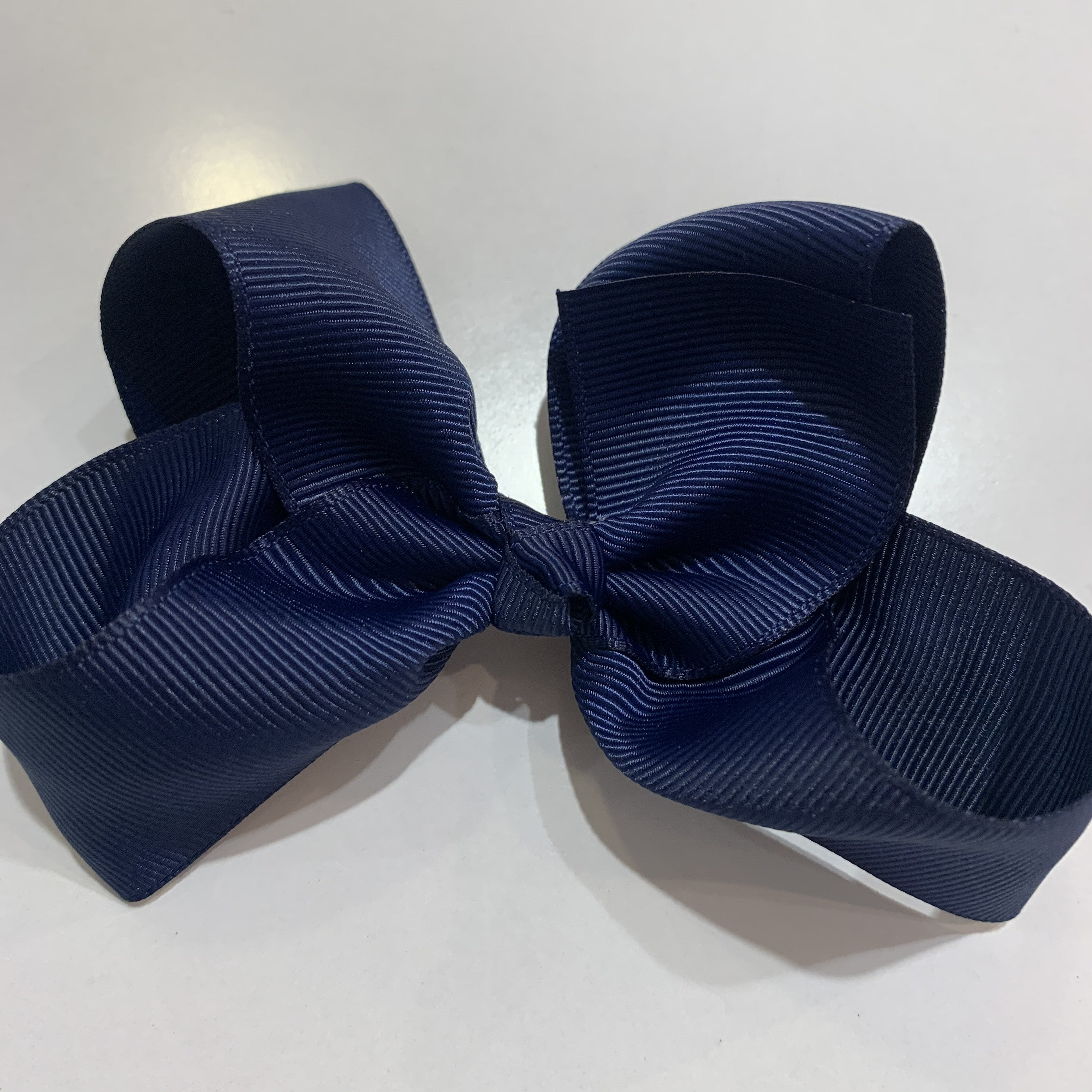 Medium Bow Navy