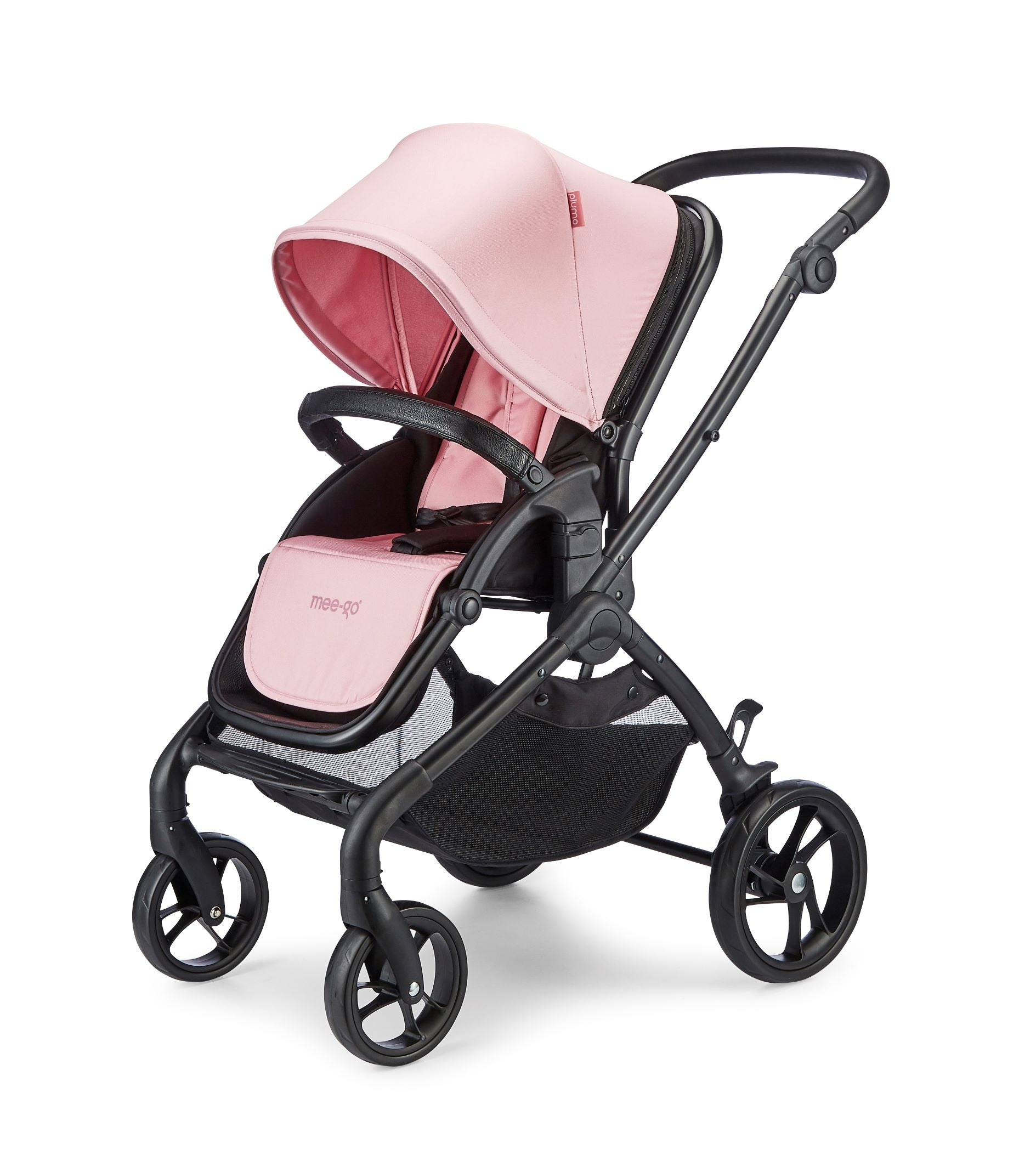Mee-Go Plumo Pink Travel System PACKAGE DEAL