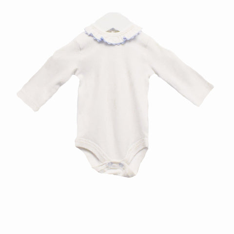 Blues Baby White Bodysuit
