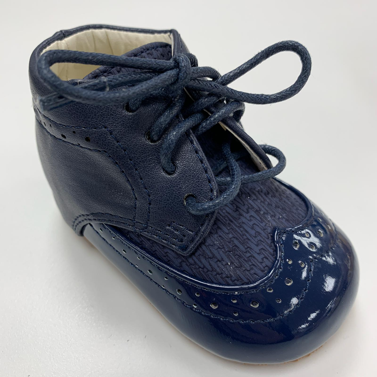 Sevva Antonio Navy Shoe