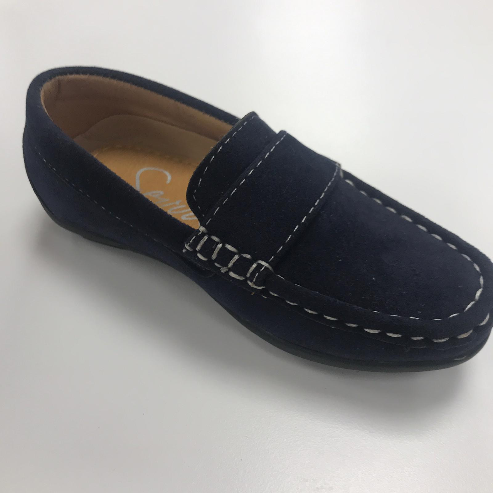 Sevva Duncan Navy Loafer