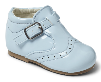 Sevva Mark Sky Buckle Shoe