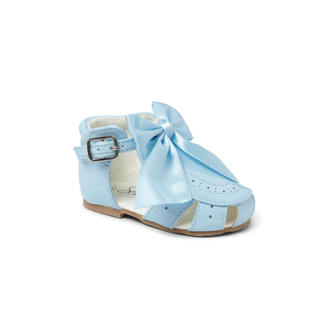 Terri Bow Sandals Sky Blue