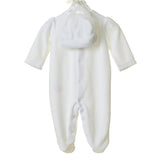 Blues Baby Unisex Romper Set