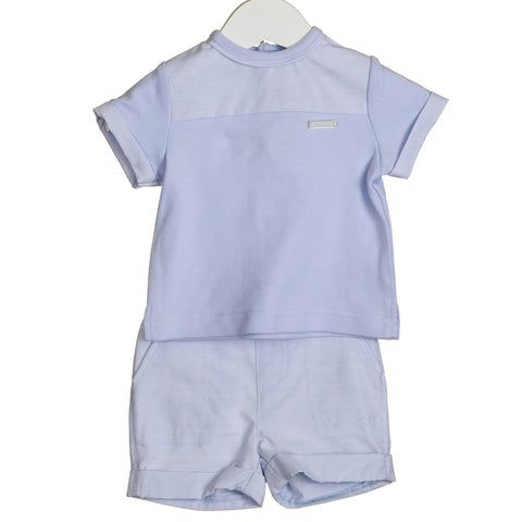 Blues Baby 2pc T Shirt and Shorts Set