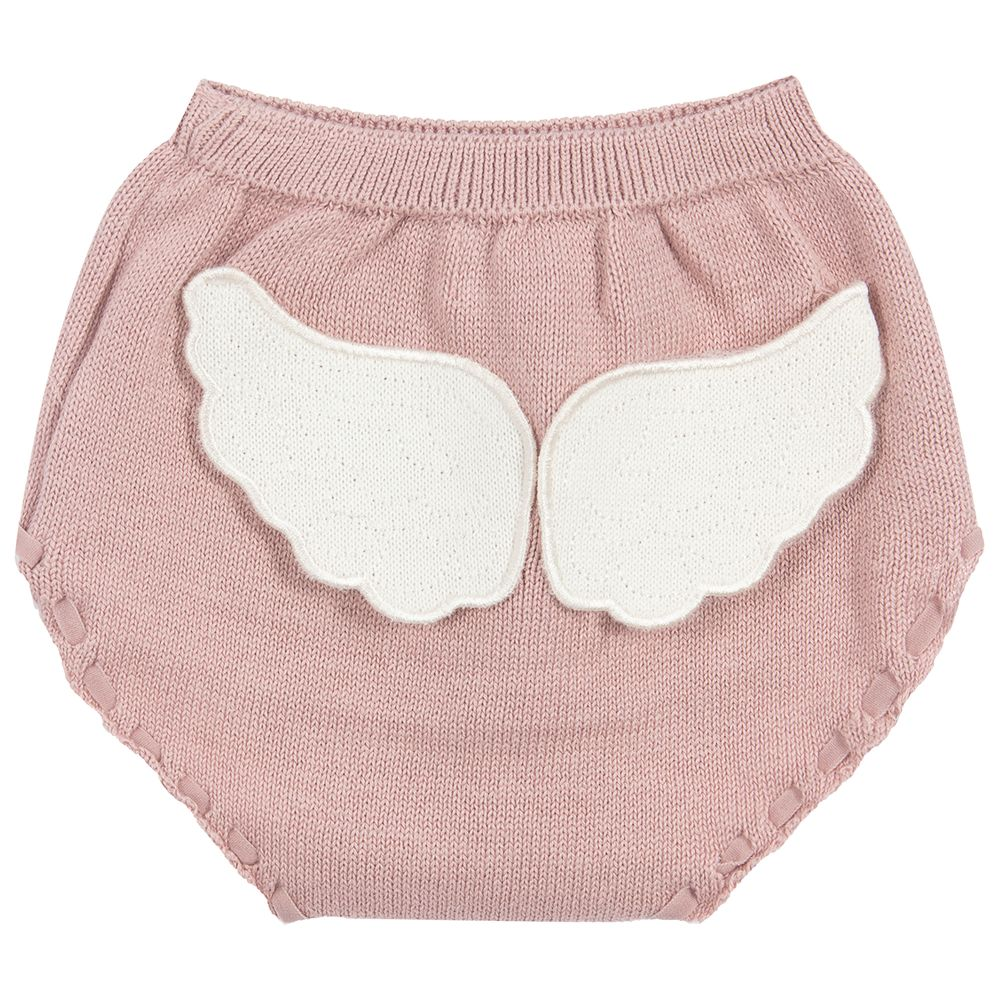 Caramelo Kids Angel Winged Knickers Pink