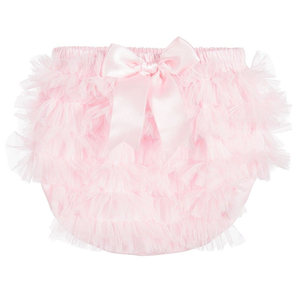 Pink Frilly Tutu Pants