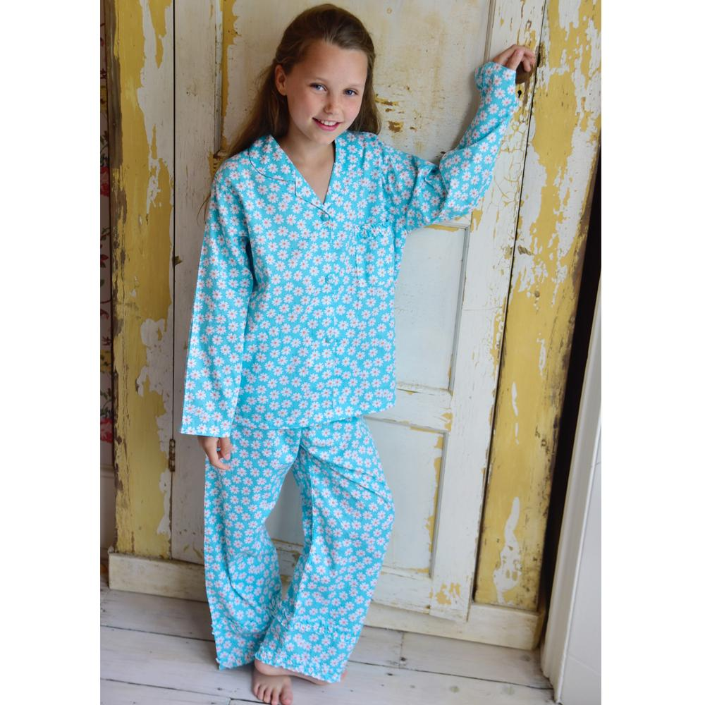 Powell Craft Daisy Print PJs