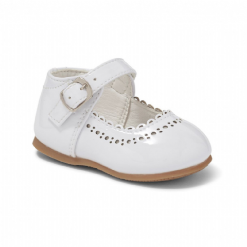 White Debbie Shoe