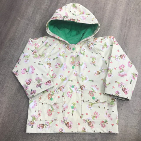 Girls Fairy Powell Craft Raincoat