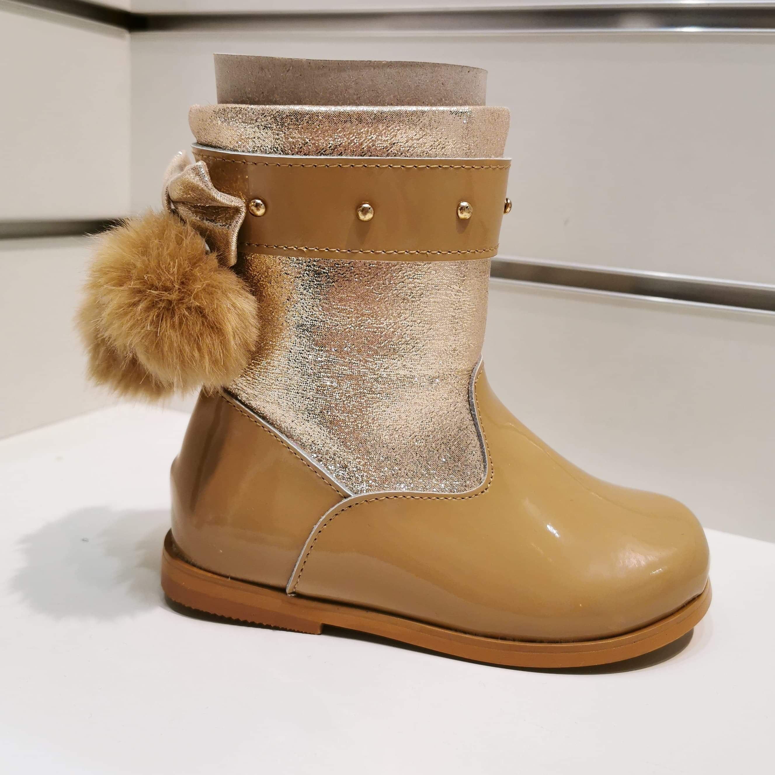 Molly Boot Camel