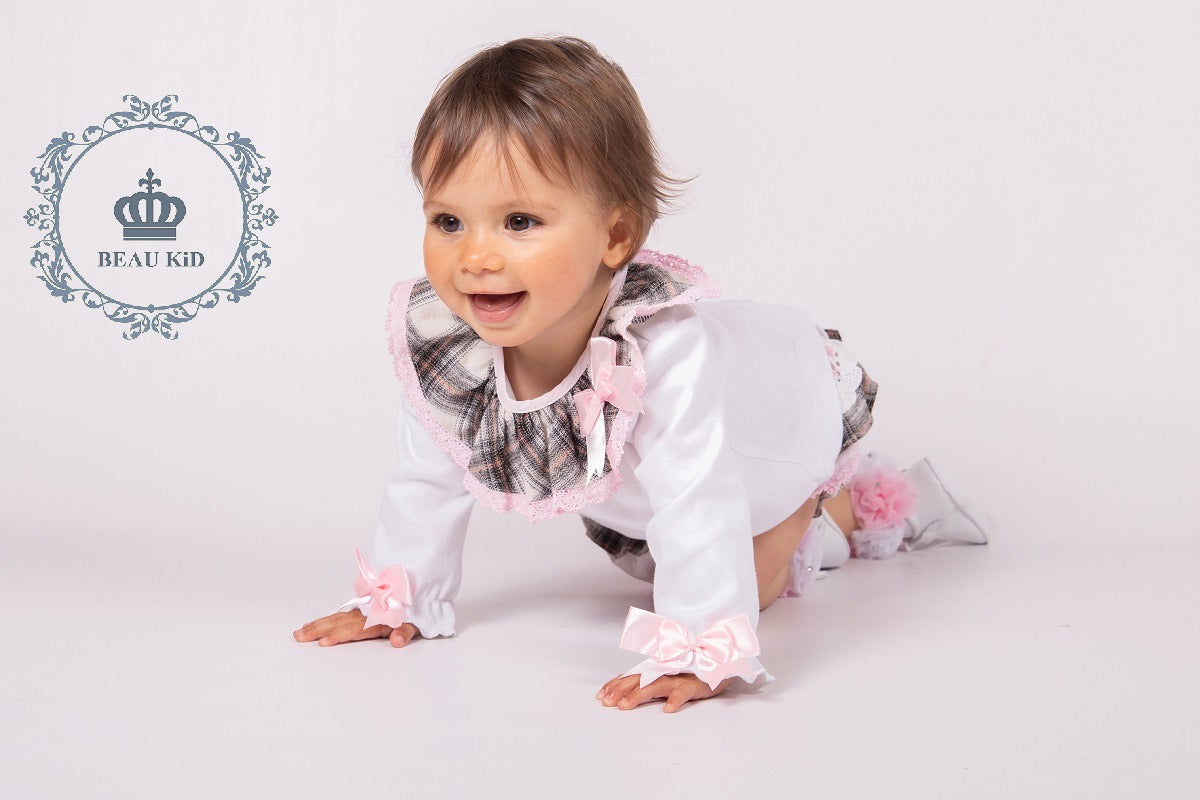 Beau Kid Isla Jam Pant Set