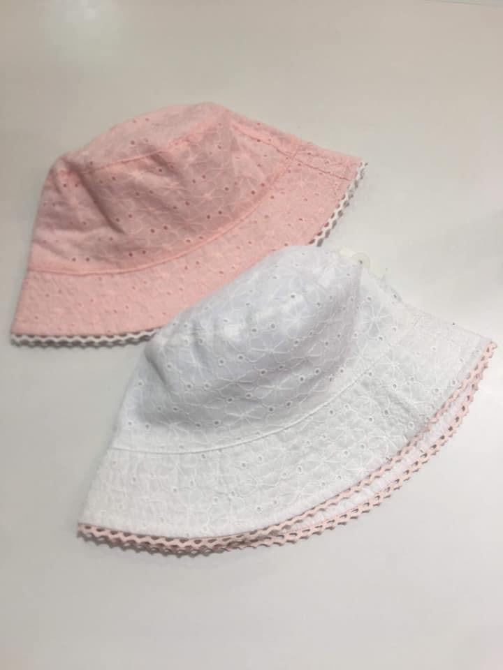 Molly Sun Hat Pink