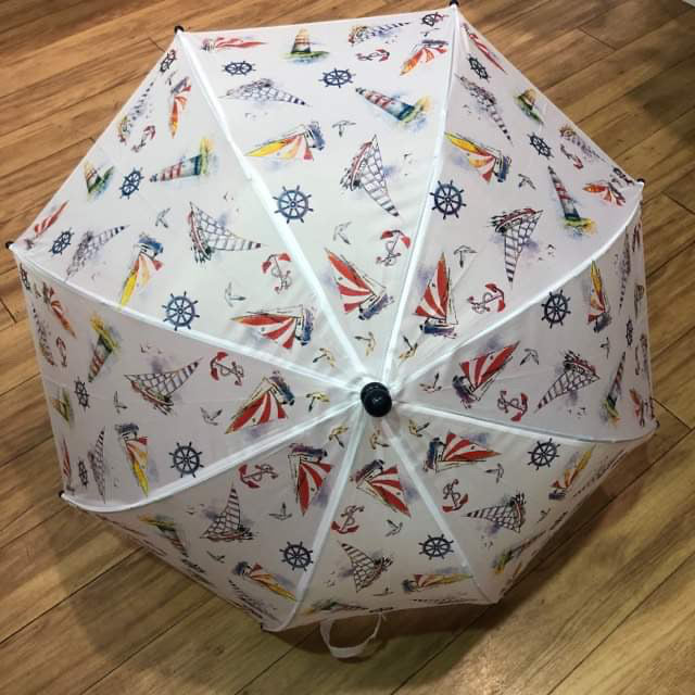Powell Craft Nautical Umbrella