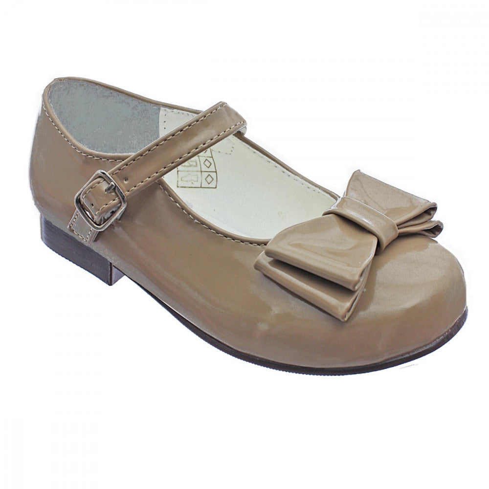 Special Offer Liya Camel Bow Shoe