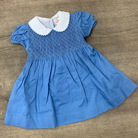 Alice Smocked Dress