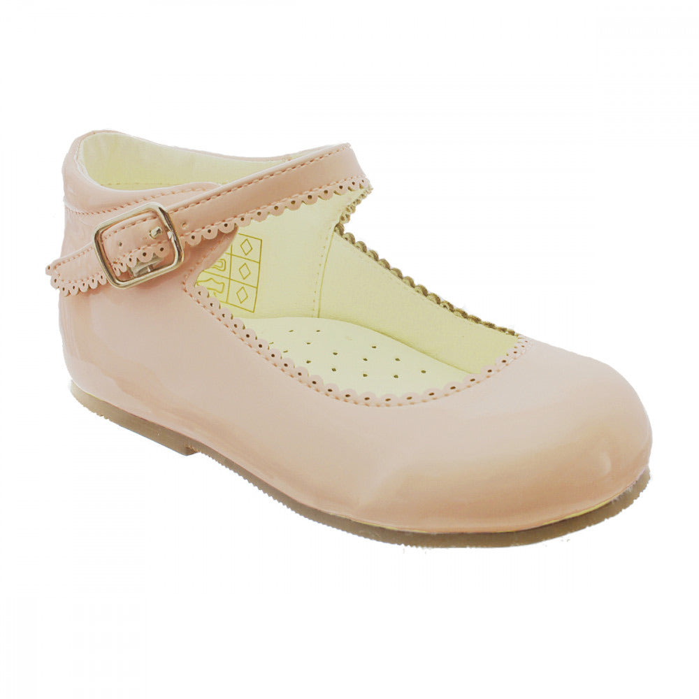 Camila Pink Hard Sole Shoe