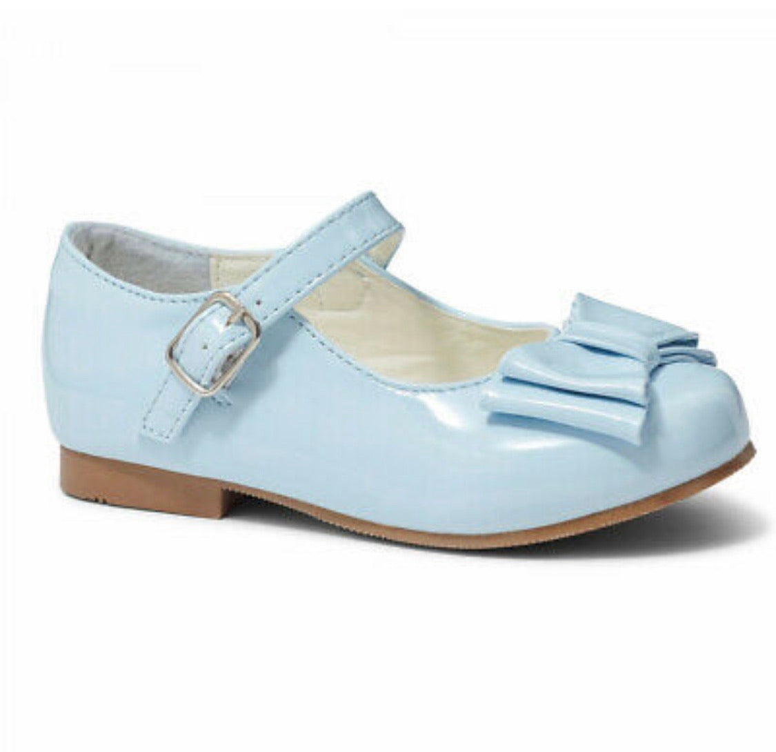 Special Offer Liya Sky Blue Bow Shoe