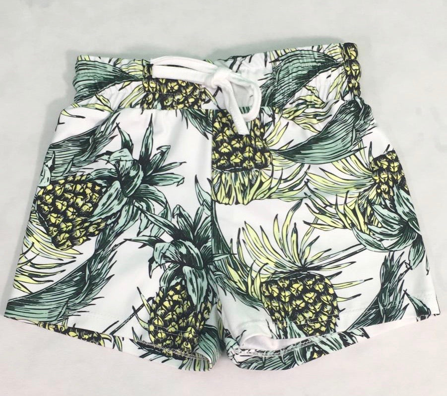 Pineapple Swimming Trunks