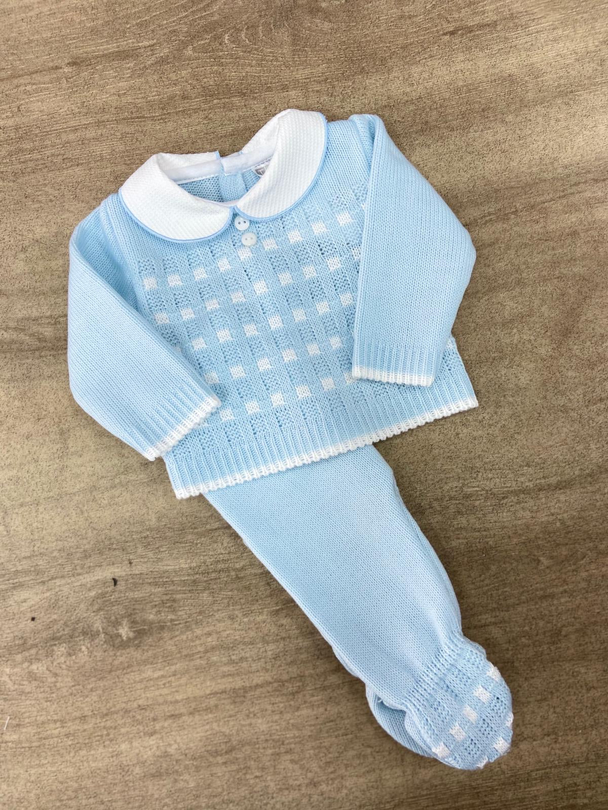 Rory Two Piece Set Sky Blue