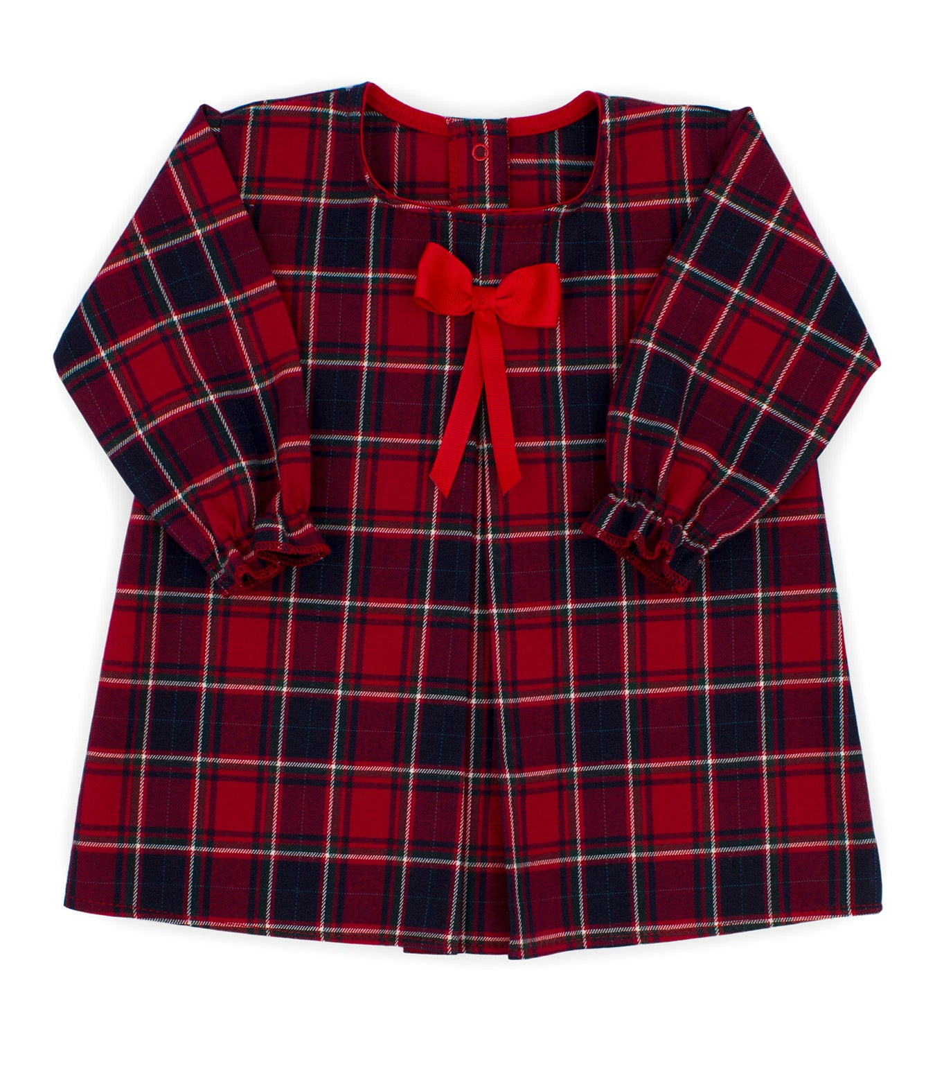 Rapife AW20 Tartan Bow Dress