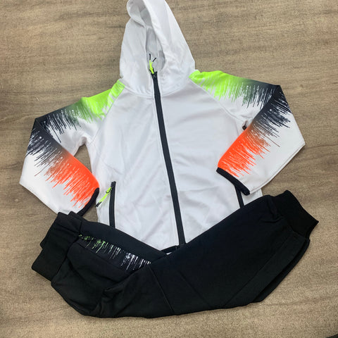 Boys Sports Lux Tracksuit