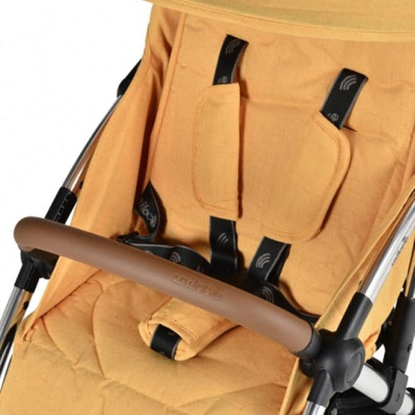 S-Light Premium Stroller Yellow